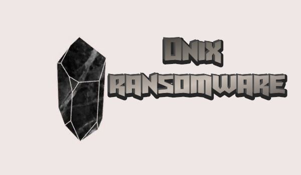 how to remove onix ransomware