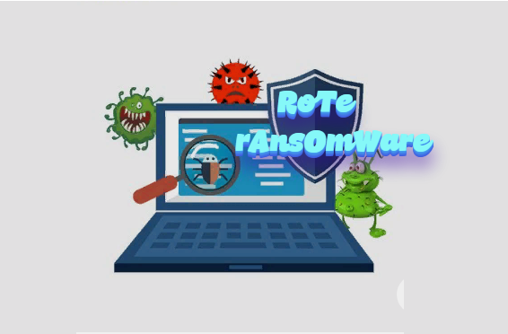 how to remove rote ransomware virus