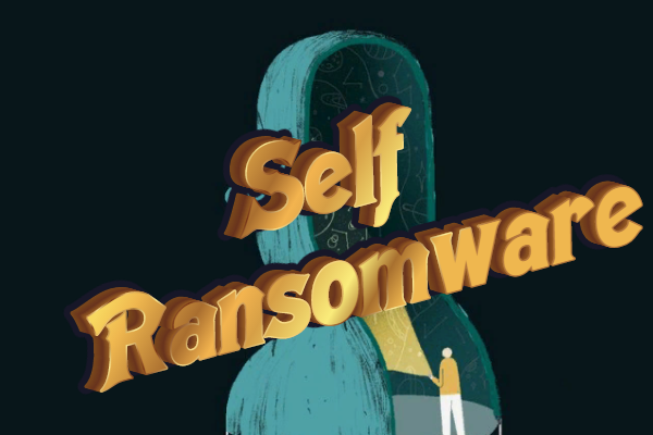 how to remove self ransomware