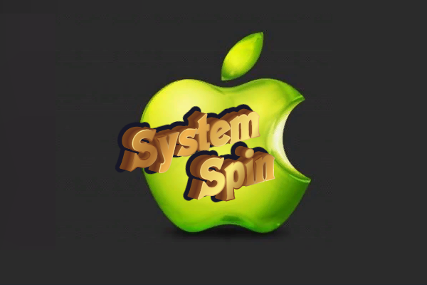 comment supprimer systemspin mac