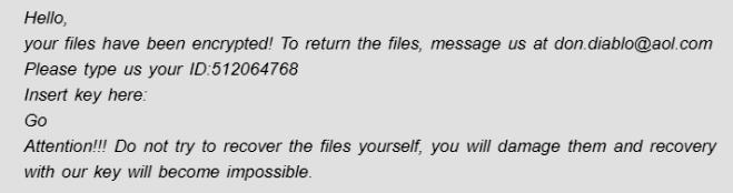 remove mew767 ransomware.