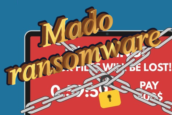 how to remove mado ransomware