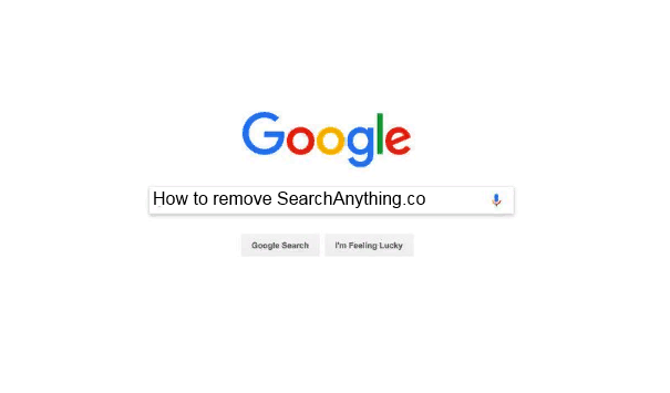 how to remove searchanything.co