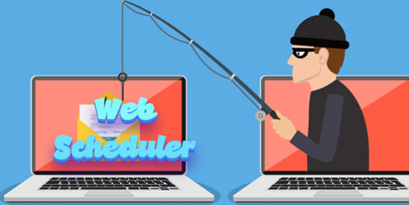 how to remove webscheduler