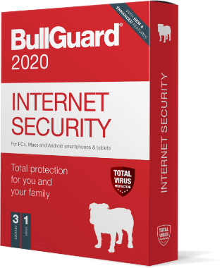 BullGuard Internet Security banner