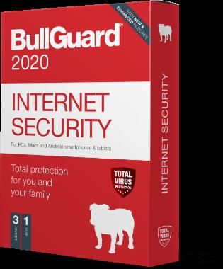 BullGuard Internet Security banner