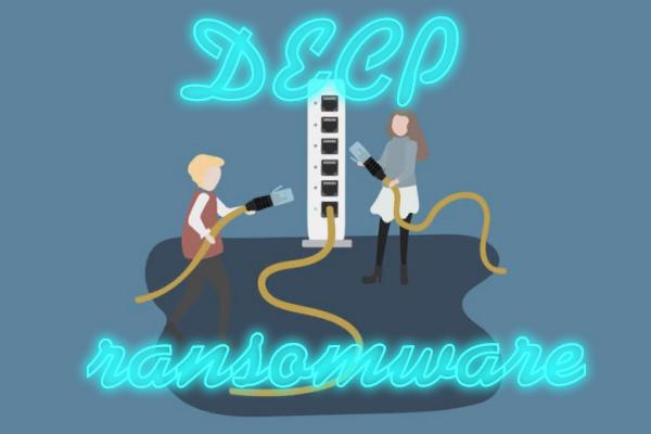 remove decp ransomware