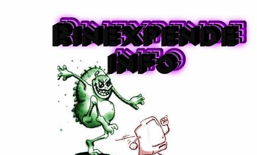 remove rinexpende info
