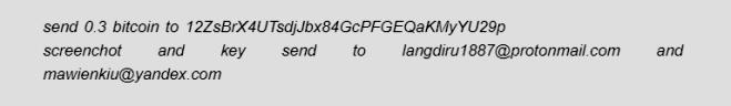 tongda2000 ransomware