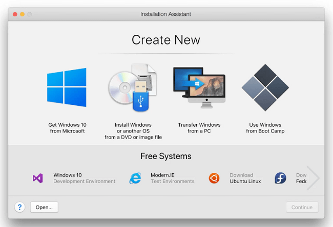 how to run windows programs on mac free