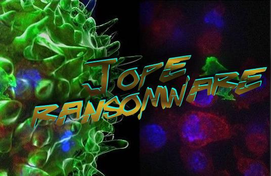 jope ransomware