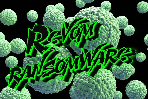 vírus revon ransomware