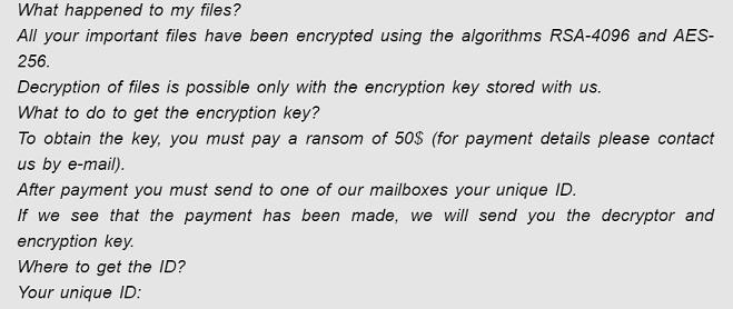 ransomware shkolotacrypt