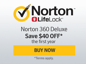 Norton 360 banner