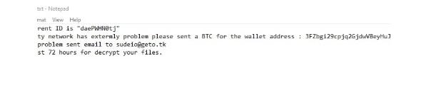ranet ransomware