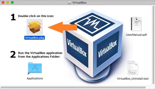 Windows on Virtualbox installation screenshot 2