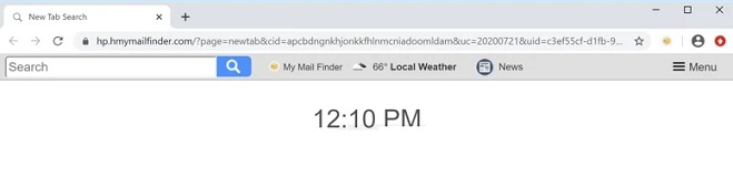 pirate de navigateur my mail finder