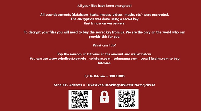 remove wholocker ransomware