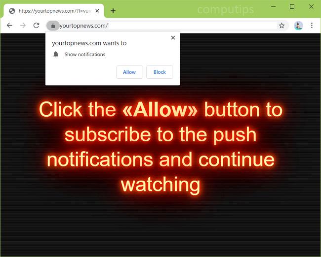 Supprimez vos principales notifications de virus