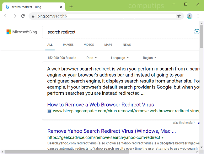 excluir vírus Search.grilime.com