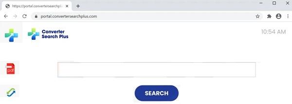 sequestrador de navegador convertersearchplus