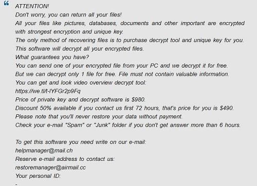 remove sglh ransomware