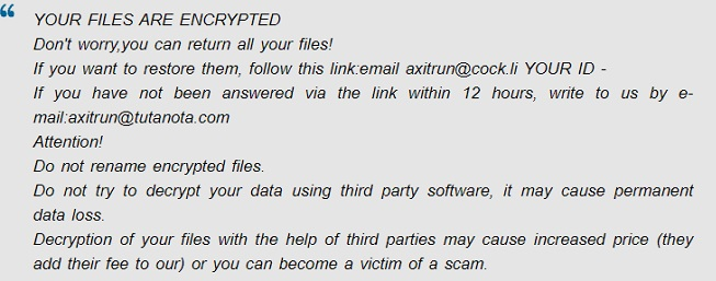 supprimer 14x ransomware