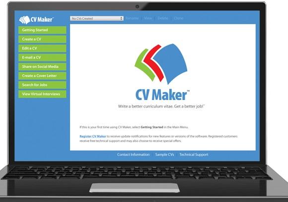 cv maker