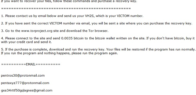 penta ransomware