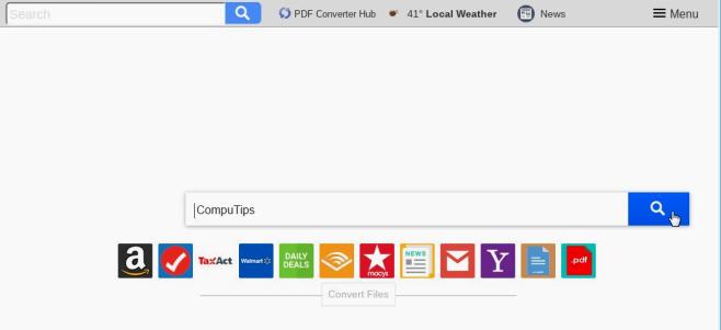 how to remove PDF Converter Hub