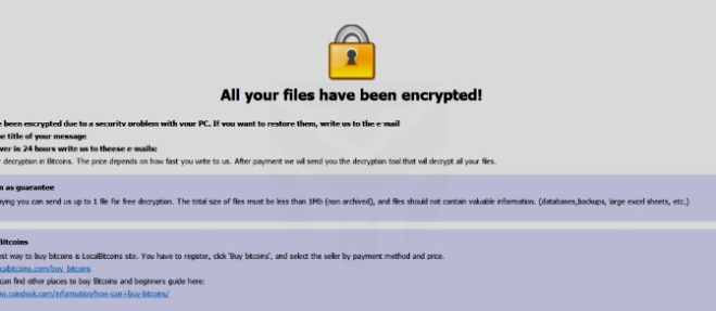How to remove Admincrypt@protonmail.com